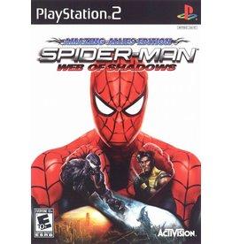 Playstation 2 Spider-Man Web of Shadows