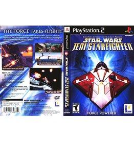 Playstation 2 Star Wars Jedi Starfighter