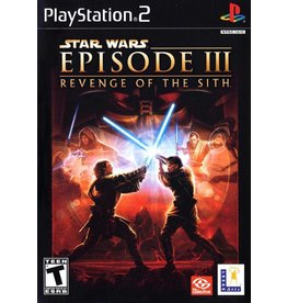 Playstation 2 Star Wars Revenge of the Sith