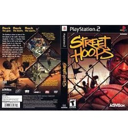 Playstation 2 Street Hoops