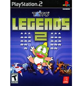 Playstation 2 Taito Legends 2