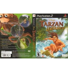Playstation 2 Tarzan Untamed