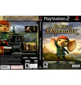 Playstation 2 The Tale of Despereaux