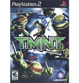 Playstation 2 TMNT