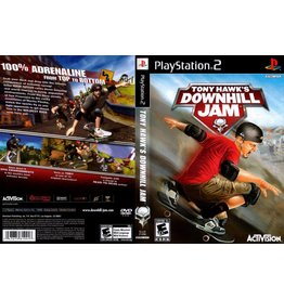 Playstation 2 Tony Hawk Downhill Jam