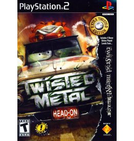 Playstation 2 Twisted Metal Head On