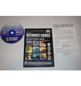 Playstation 2 Ultimate Codes Grand Theft Auto Vice City GTA