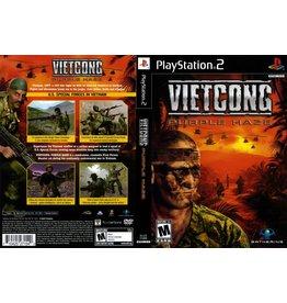 Sony Playstation 2 (PS2) Vietcong Purple Haze
