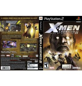 Sony Playstation 2 (PS2) X-men Legends 2
