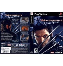 Playstation 2 X-men Wolverines Revenge