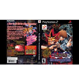 Sony Playstation 2 (PS2) Yu-Gi-Oh Duelists of the Roses