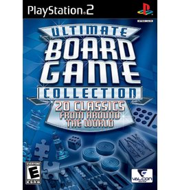 Playstation 2 Ultimate Board Game Collection (New)