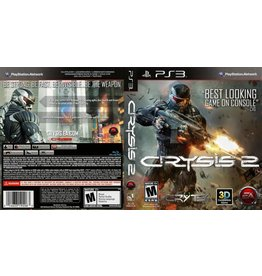 Playstation 3 Crysis 2