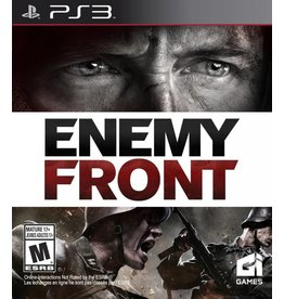 Playstation 3 Enemy Front
