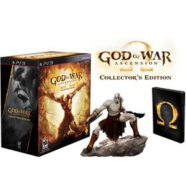 Playstation 3 God of War Ascension Collectors Edition
