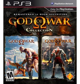 Sony Playstation 3 (PS3) God of War Collection