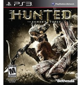 Sony Playstation 3 (PS3) Hunted: The Demon's Forge