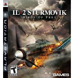 Playstation 3 IL-2 Sturmovik: Birds of Prey