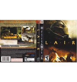 Sony Playstation 3 (PS3) Lair
