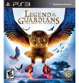 Playstation 3 Legend of the Guardians: The Owls of Ga'Hoole
