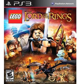 Playstation 3 LEGO Lord Of The Rings