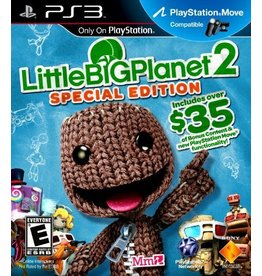 Playstation 3 Little Big Planet 2: Special Edition