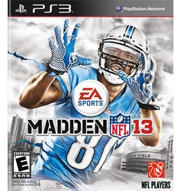 Sony Playstation 3 (PS3) Madden NFL 13