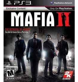 Playstation 3 Mafia II