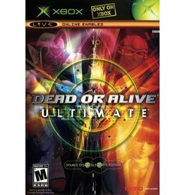 Xbox Dead or Alive 2 Ultimate