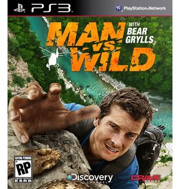 Playstation 3 Man vs. Wild