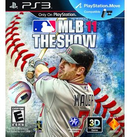 Playstation 3 MLB 11: The Show