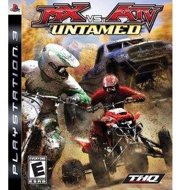 Sony Playstation 3 (PS3) MX vs ATV Untamed