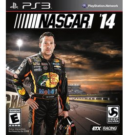 Playstation 3 NASCAR 14