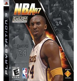 Playstation 3 NBA 07