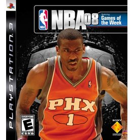 Sony Playstation 3 (PS3) NBA 08