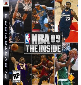 Sony Playstation 3 (PS3) NBA 09 The Inside