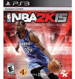 Playstation 3 NBA 2K15