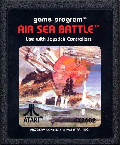 Atari 2600 air sea