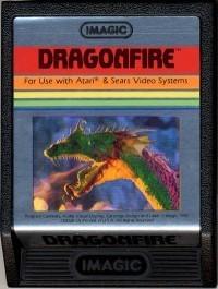 Atari 2600 Dragonfire