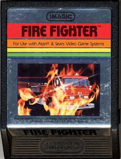 Atari 2600 Fire Fighter