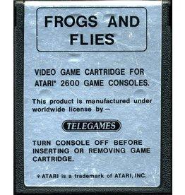 Atari 2600 Frogs and Flies
