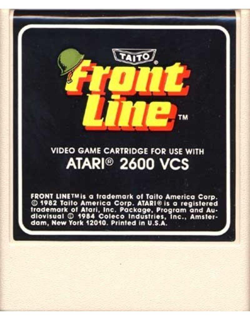 Atari 2600 Frontline
