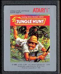 Atari 2600 Jungle Hunt