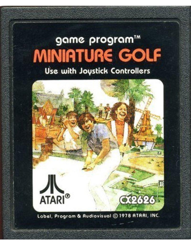 Atari 2600 Miniature Golf
