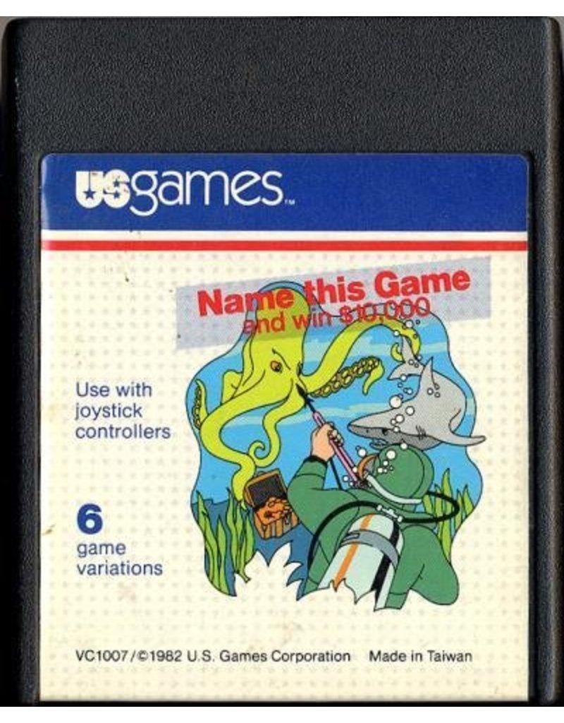 Atari 2600 Name This Game