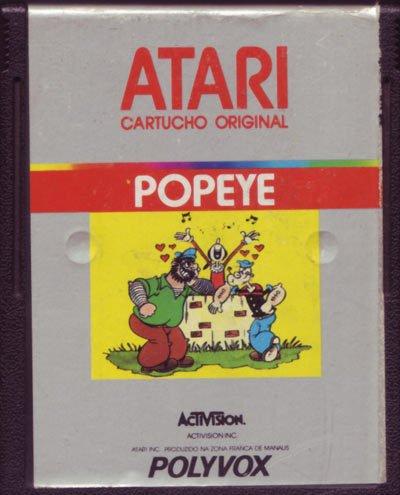 Atari 2600 Popeye