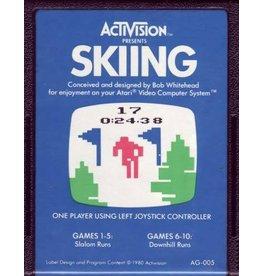 Atari 2600 Skiing