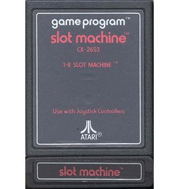Atari 2600 Slot Machine