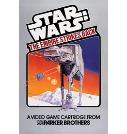 Atari 2600 Star Wars The Empire Strikes Back