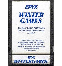 Atari 2600 Winter Games